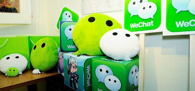 """WeChat còn tốn nhiều thời gian để đạt """"đẳng cấp"""" của Facebook, WhatsApp"""
