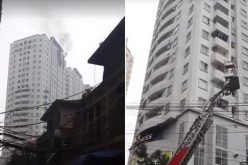 Địa ốc 24h: Lại thêm một vụ cháy chung cư, thiết bị báo cháy không hoạt động