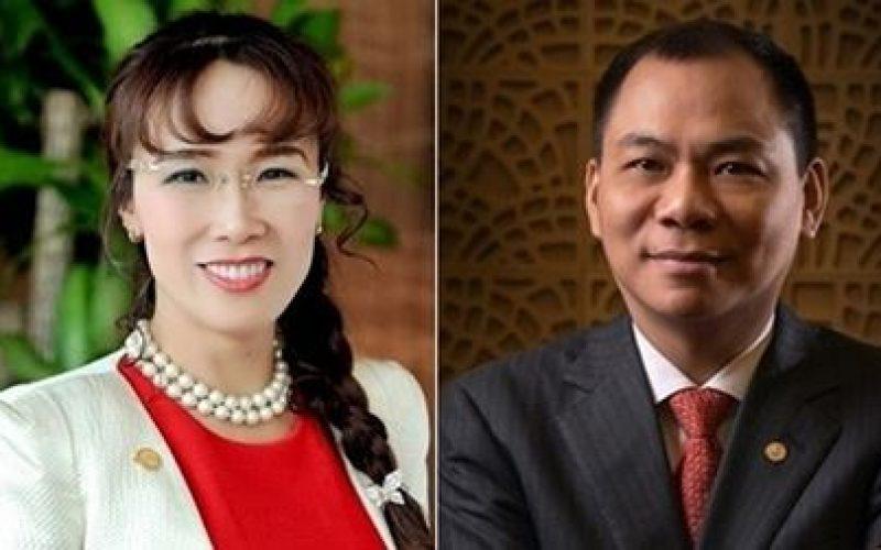 Forbes: Việt Nam có thêm 2 tỷ phú