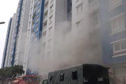 Bàn giao 6 năm, tới khi bị cháy chung cư Carina vẫn chưa có Ban quản trị