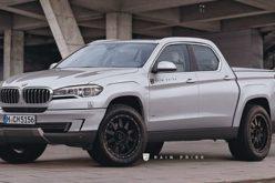 Sếp BMW lo ngại bị Mercedes chiếm hết phân khúc xe bán tải