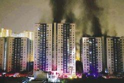 Từ 15/4: Chung cư, khách sạn bắt buộc phải mua bảo hiểm cháy nổ