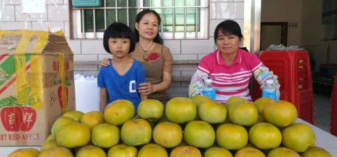 Nông dân Trung Quốc và cuộc chơi bán hàng online