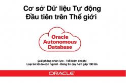 Oracle tái định nghĩa cơ sở dữ liệu điện toán đám mây