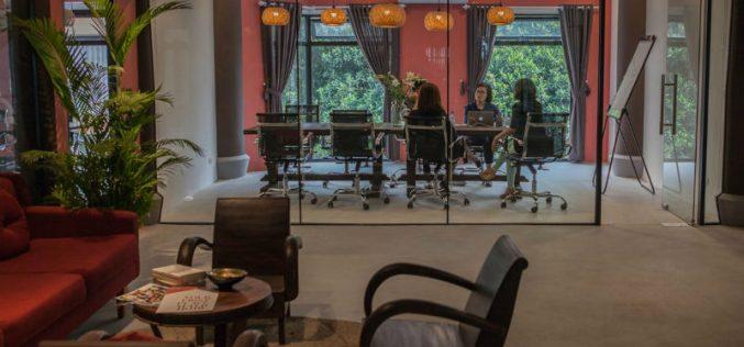 """Toong """"đem"""" không gian làm việc chung tại khách sạn Wink Hotels"""