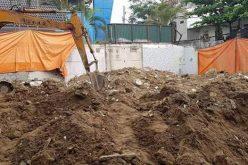 Bí ẩn chủ đất xây công trình không phép trong vùng di tích quốc gia