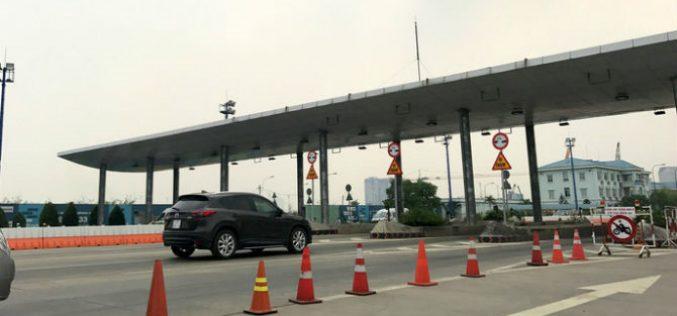 """Khai tử trạm thu phí """"bỏ hoang"""" trước hầm vượt sông Sài Gòn"""