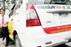 Ngành thuế bác đề nghị của Vinasun về nhượng quyền taxi cho tài xế