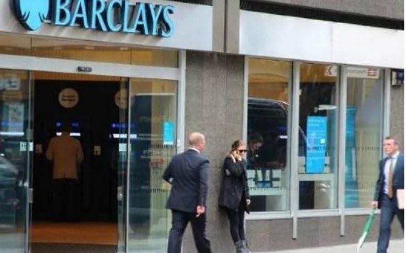 Barclays chấp thuận trả 2 tỷ USD để khép lại vụ án gian lận chứng khoán thế chấp tài sản