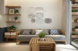 Nội thất căn hộ mang phong cách Scandinavian ấn tượng