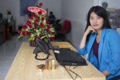 Nữ giám đốc 8X khởi nghiệp thành công từ nông trại rau quả ế
