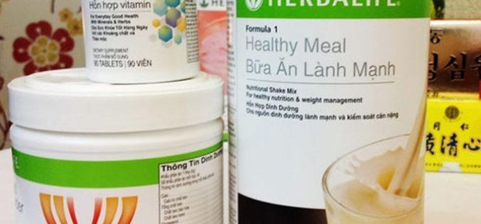 Herbalife Việt Nam bị phạt 140 triệu đồng