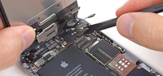 Vì sao Apple không thích người dùng tự sửa iPhone