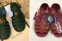 """Xôn xao mẫu sandal mới của Gucci """"giống hệt đôi dép rọ của Việt Nam"""""""