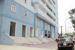 Di dời 79 hộ dân khỏi chung cư 18 tầng chưa hoàn thành hệ thống phòng cháy chữa cháy