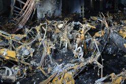 Cháy tại Carina, lộ nhiều chuyện về bảo hiểm tòa nhà