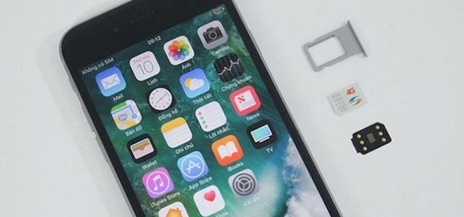 Công nghệ 24h: iPhone khoá mạng đã có khách trở lại