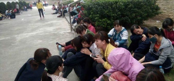 """Vụ 4000 công nhân ngừng việc tại Nam Định: Công ty """"sẽ nhờ công an phối hợp điều tra"""""""