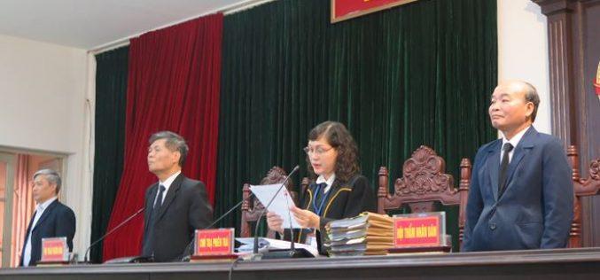 Vụ vỡ ống nước sông Đà: Cựu Chủ tịch Vinaconex Phí Thái Bình khai gì?