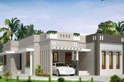 Những mẫu nhà 1 tầng đẹp dưới 500 triệu cho vợ chồng trẻ