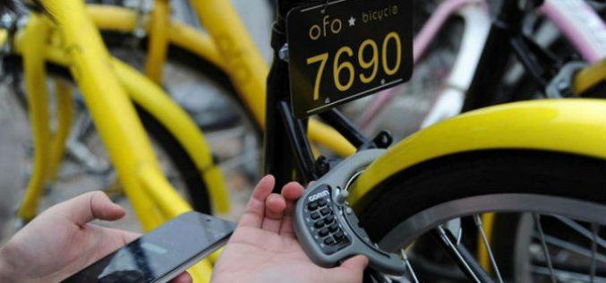 """""""Uber xe đạp"""" Trung Quốc thử nghiệm chương trình thưởng bằng tiền ảo"""