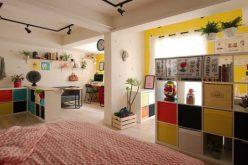 Cải tạo căn hộ dưới tầng hầm thành nơi đáng sống