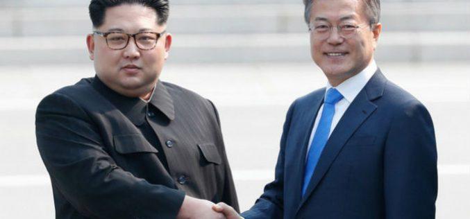 Hàn Quốc – Triều Tiên bắt tay, chứng khoán châu Á tăng điểm