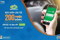 PTI cho ra mắt dịch vụ bảo hiểm tai nạn cá nhân theo chuyến xe