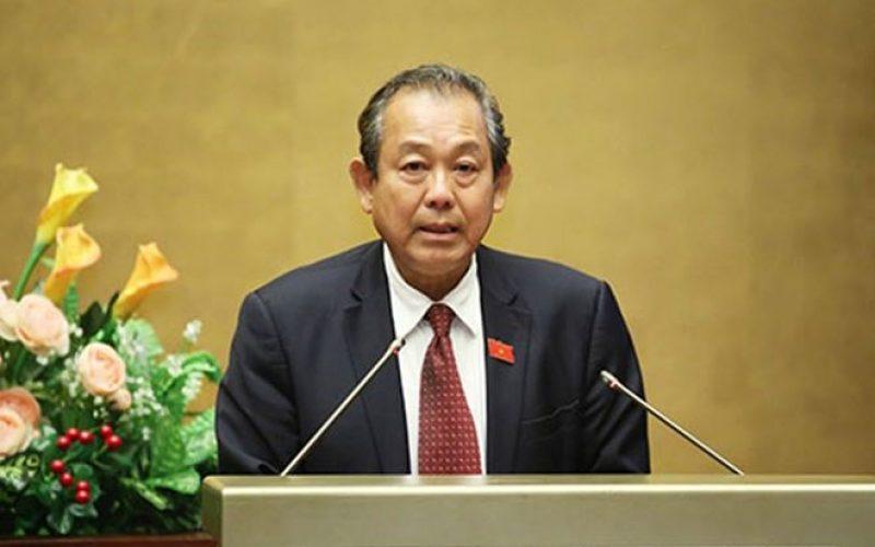 Phó Thủ tướng yêu cầu Bộ Công an và NHNN giải quyết vụ mất 245 tỷ ở Eximbank