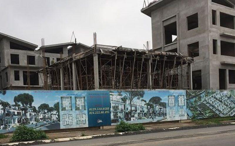 """Sai phạm tại dự án Khai Sơn Hill, """"quả bóng trách nhiệm"""" được đá qua lại"""