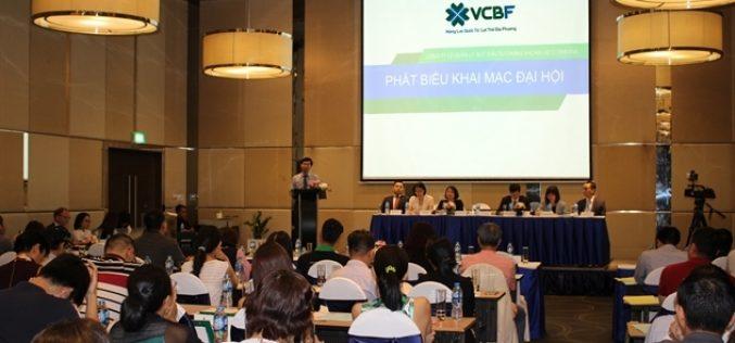 Các quỹ mở VCBF đều tăng trưởng