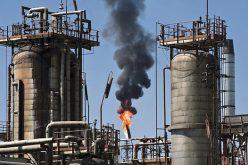 Giá dầu thô Mỹ trụ đỉnh hơn 3 năm nhờ căng thẳng Trung Đông