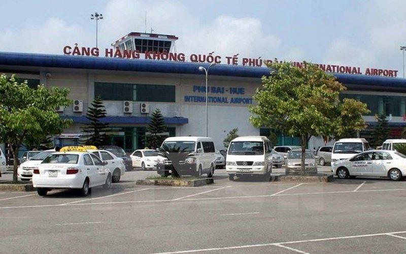 Chốt lịch khởi công xây dựng sân đỗ máy bay, nhà ga hành khách sân bay Phú Bài tại Thừa Thiên Huế