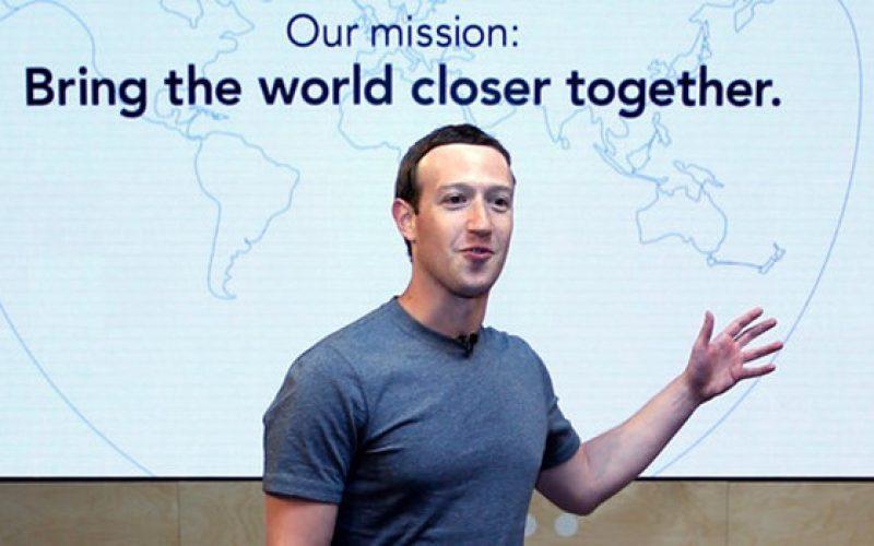 Cổ đông lớn muốn Mark Zuckerberg từ chức Chủ tịch Facebook