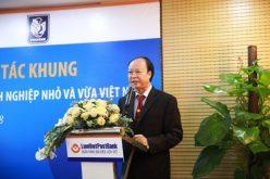 LienVietPostBank ký kết hợp tác với Hiệp hội Doanh nghiệp nhỏ và vừa Việt Nam