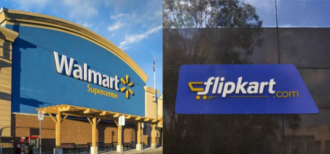 Walmart sắp chốt thâu tóm startup thương mại điện tử lớn nhất Ấn Độ