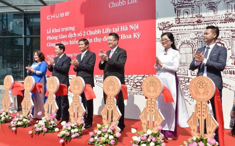 Chubb Life Việt Nam khai trương văn phòng thứ hai tại Hà Nội