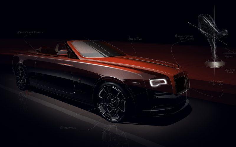Black Badge Adamas: Bộ sưu tập mới nhất của Rolls-Royce