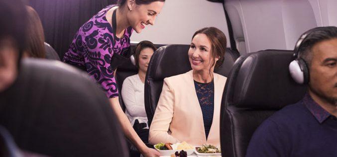 Air New Zealand vào top hãng hàng không tốt nhất thế giới