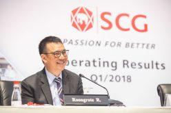 SCG Việt Nam đạt 6.061 tỷ đồng doanh thu trong quý I/2018