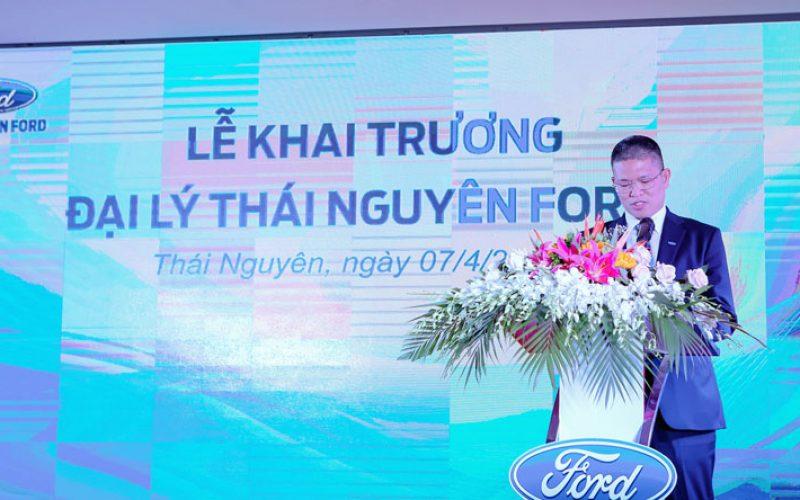 Ford khai trương đại lý chính hãng tại Thái Nguyên