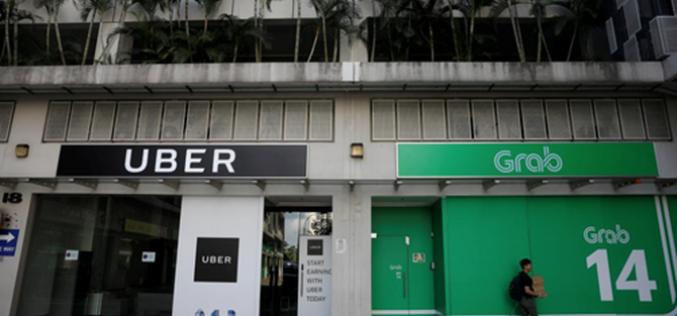 Singapore áp thêm một loạt biện pháp với Uber và Grab