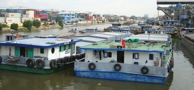 Đào kênh bằng vốn BOT