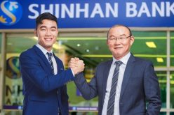 Ngân hàng Shinhan công bố Đại sứ thương hiệu 2018