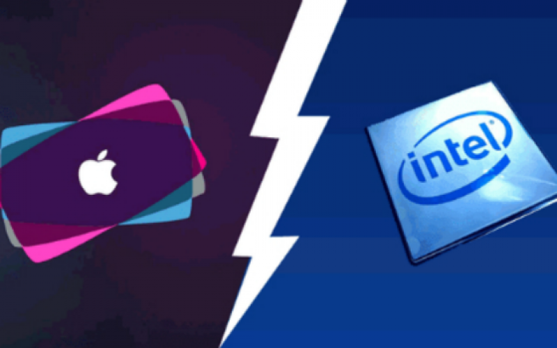 Apple rời bỏ vì Intel không chịu thay đổi