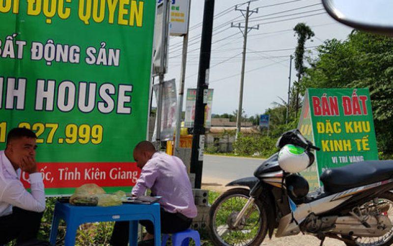 Địa ốc 24h: Buôn đất Phú Quốc siêu lời, mua 800 triệu bán 18 tỷ
