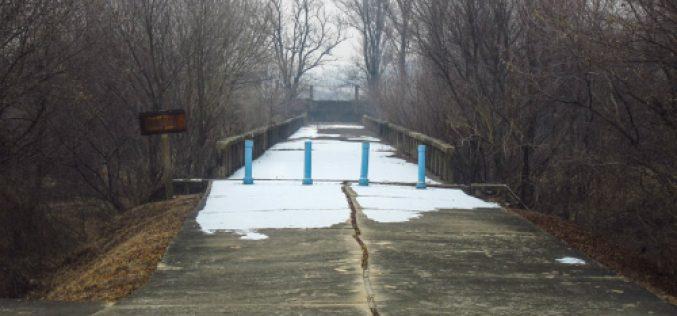 Cây cầu hơn nửa thế kỷ chứng kiến thăng trầm trên bán đảo Liên Triều