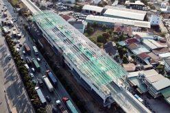 Hai nhà ga metro đầu tiên của TP HCM sắp hoàn thành