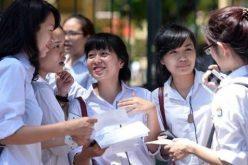 Miễn phí dự thi cho thí sinh tham dự kỳ thi THPT