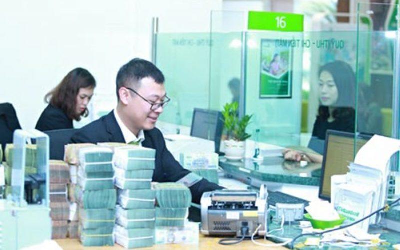 Vietcombank báo lãi trước thuế kỷ lục 4.359 tỷ đồng quý I/2018, tăng 59%
